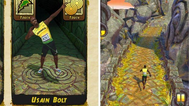 Temple Run 2 Mod Apk Temple Run 2 Usain Bolt Images Usain Bolt