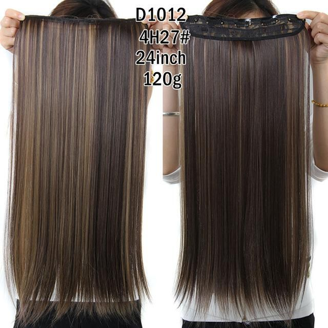 Hair Extensions 24 Inch Products Black Hair Extensions Long