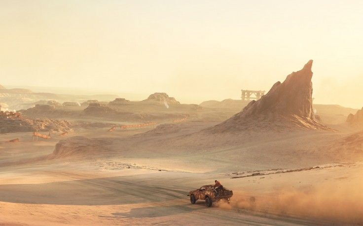 Mad Max Video Games Dual Monitors Wasteland Desert Wallpapers Hd Desktop And Mobile Backgro Environment Concept Art Post Apocalyptic Art Apocalypse World