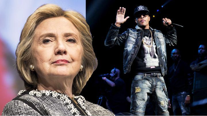 "T.I. has apologized for his ""unequivocally insensitive"" Hillary Clinton remark http://rol.st/1Pe8hvj"