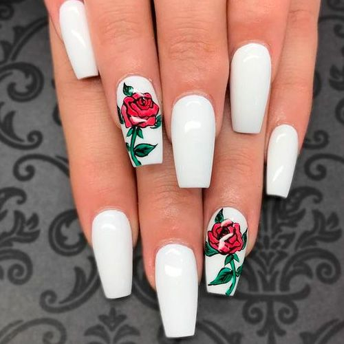 Best acrylic nails for 2018 54 trending acrylic nail designs best acrylic nails for 2018 54 trending acrylic nail designs acrylic nail designs acrylics and natural nails prinsesfo Choice Image