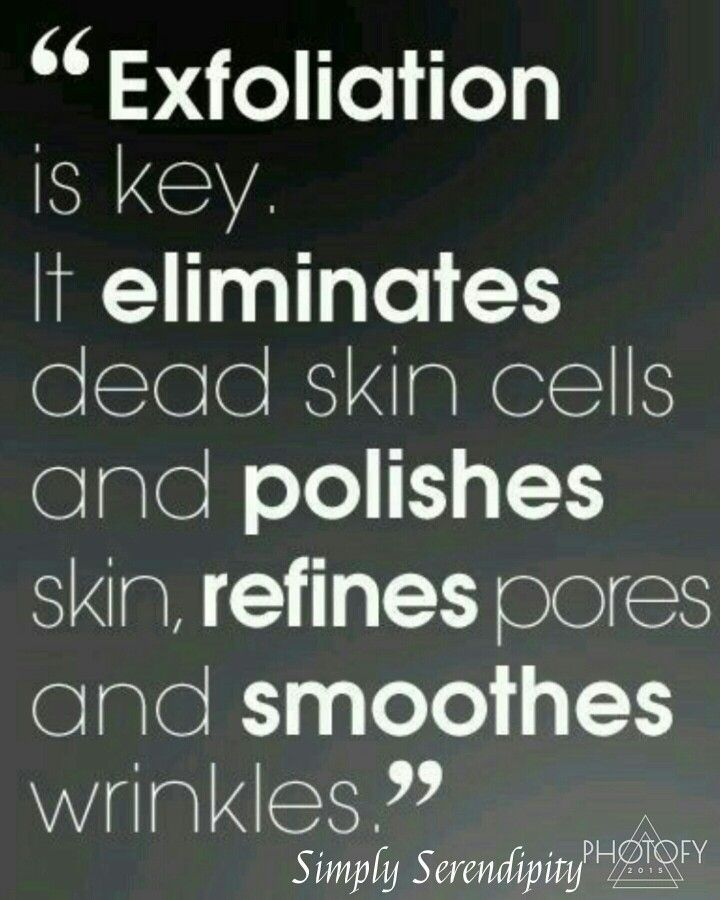 You need this #exfoliating #beautifulcomplexion #facials #simplyserendipity