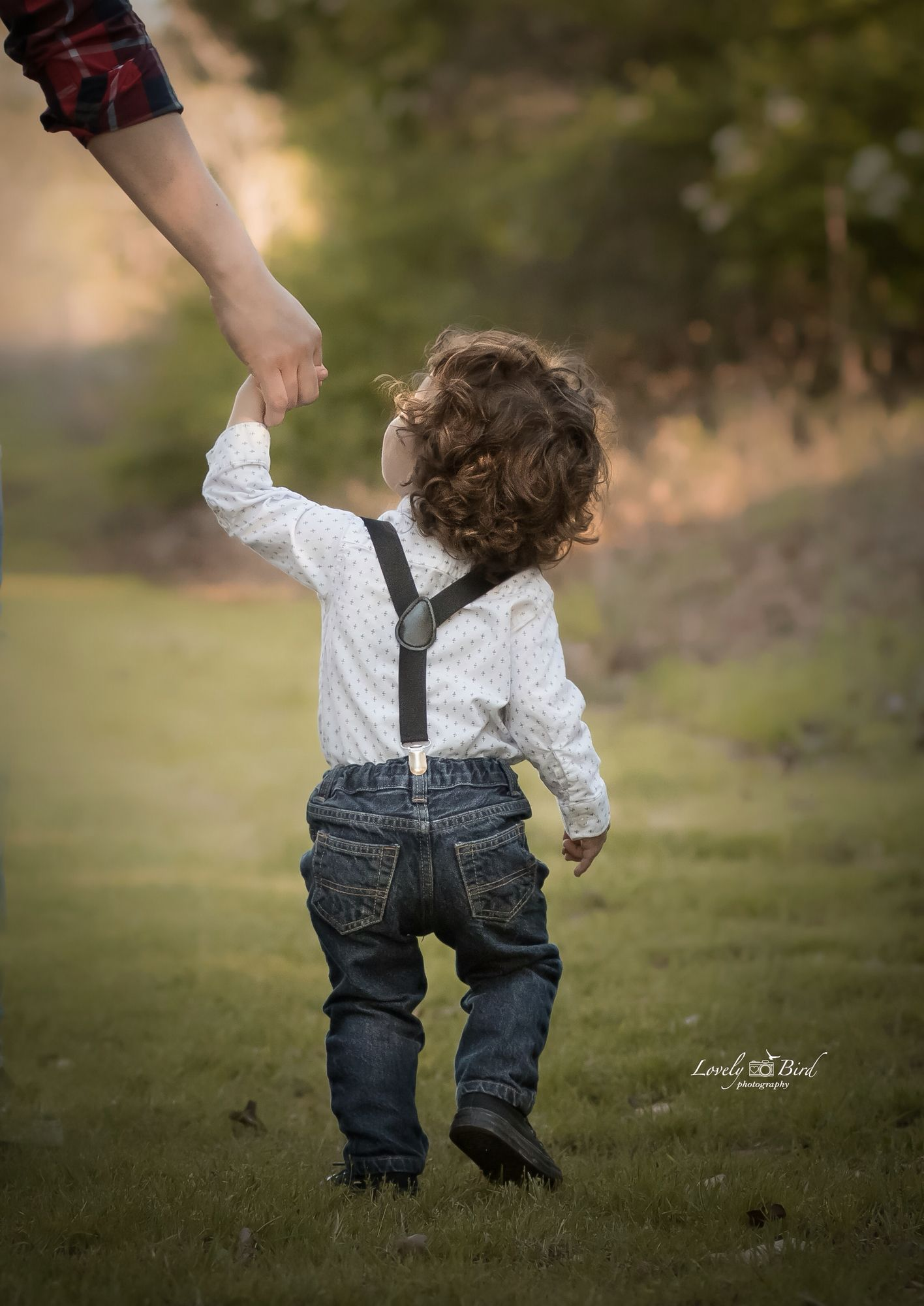 Toddler Outdoor Photography By Michelle Fernandez