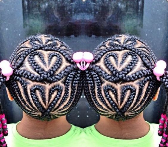 Cool Style Girls And For Kids On Pinterest Short Hairstyles For Black Women Fulllsitofus