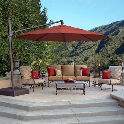 Marvelous A Patio Umbrella Protects You, Your Family And Your Outdoor Furniture. Show  Your Umbrella That You Appreciate It.