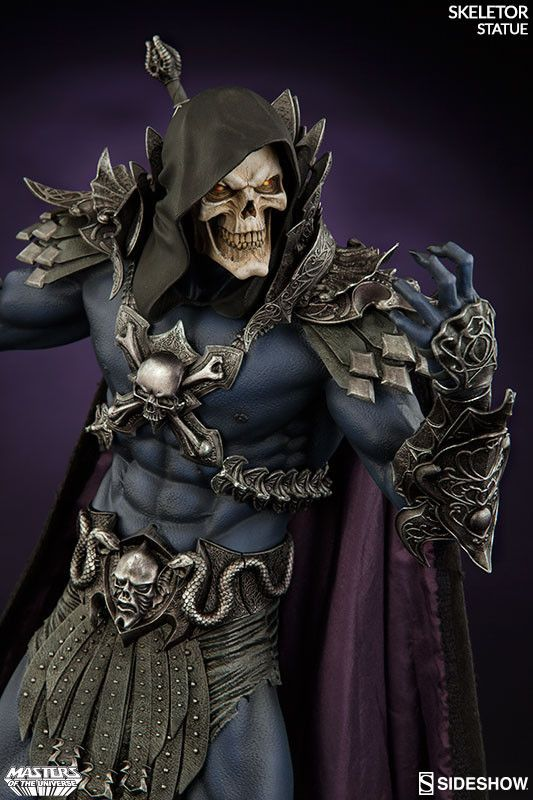 Masters of the Universe Statue Skeletor 55 cm