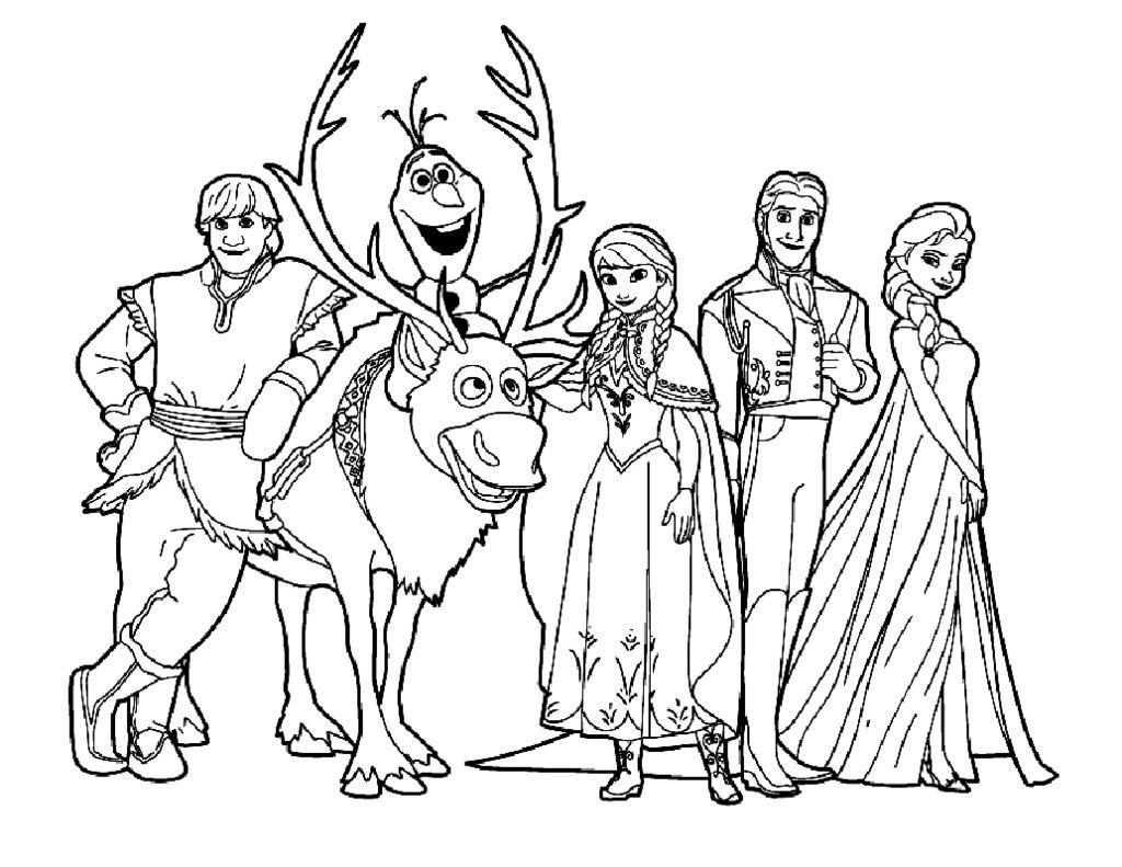 Coloriage Reine Des Neiges 2 Frozen Coloring Pages Frozen