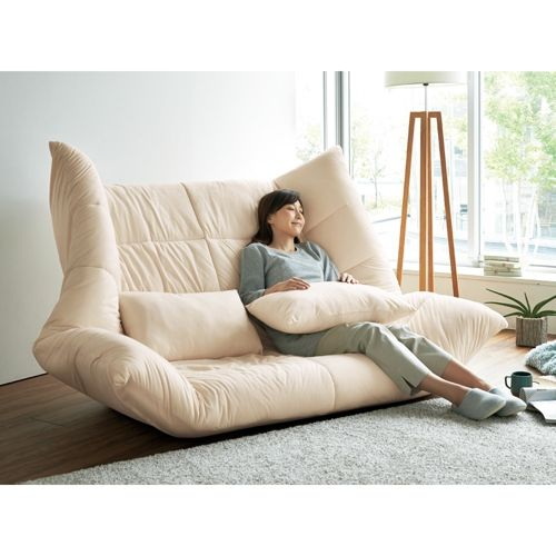 Living Room Furniture Furniture Charitable Lazy Couch Bean Bag Girl Net Red Bedroom Balcony Girl Heart Small Cute Single Tatami Floor Chair High Quality And Inexpensive