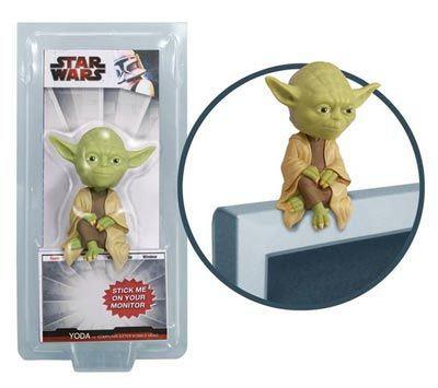 Cabezón Ordenador Yoda. Star Wars. Funko