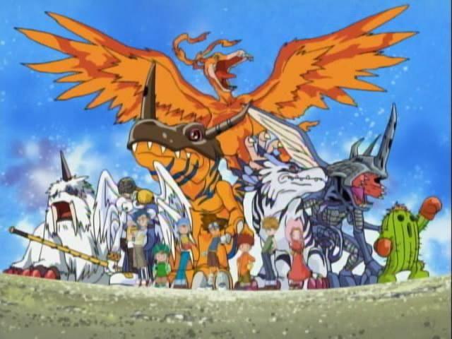 Pin On Digimon S1 Adventure