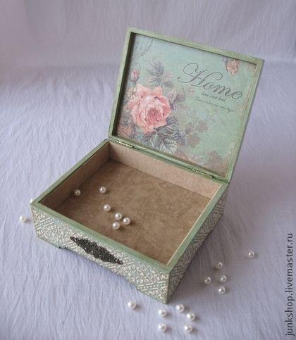 """Caixões feitos à mão.  Mestres Feira - Stash handmade """"Jardin"""" (vendido).  Handmade."""