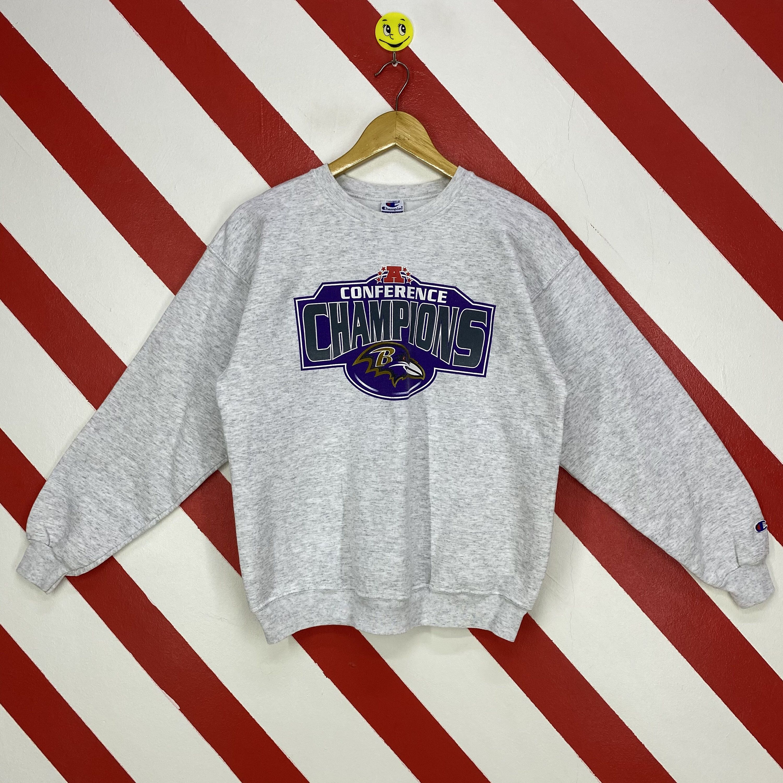 Vintage 90s Baltimore Ravens Sweatshirt Crewneck Baltimore Etsy Sweatshirts 90s Sportswear Sportswear [ 3000 x 3000 Pixel ]