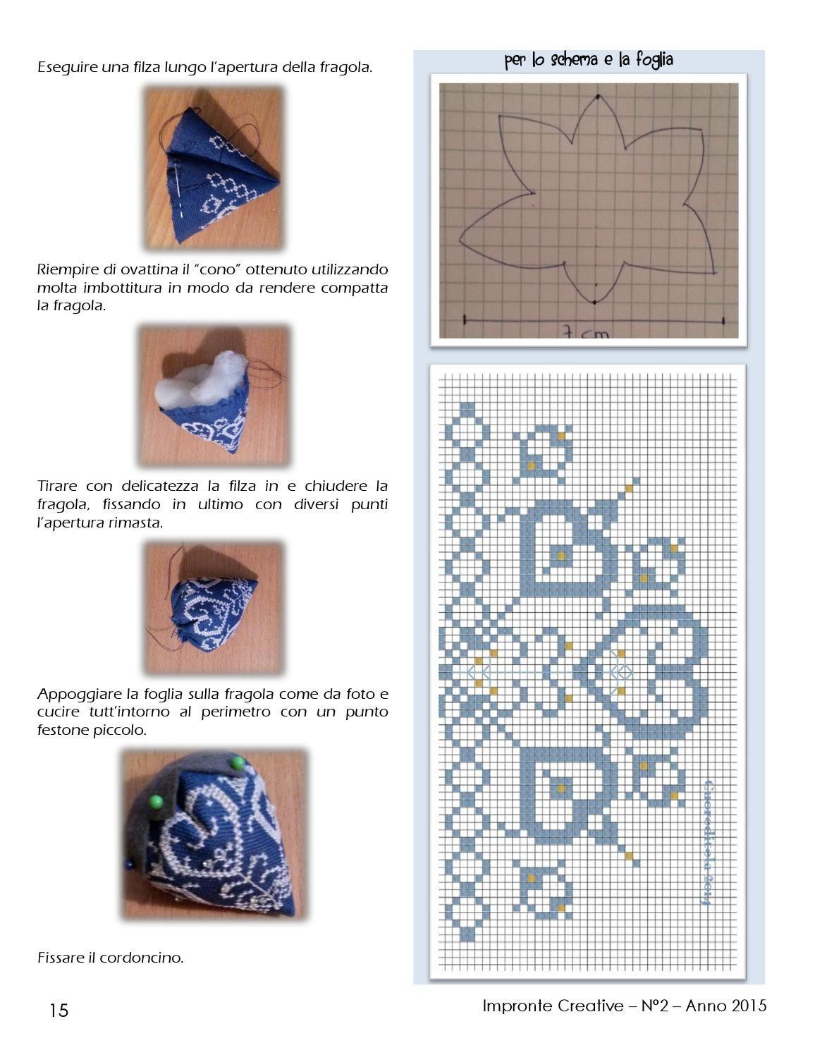 Impronte creative 2 by Silvia D. - issuu