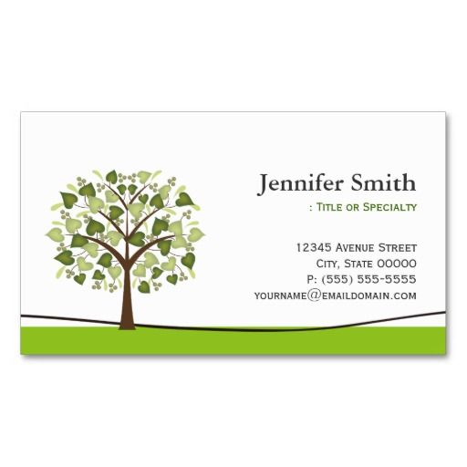 Wishing tree of hearts appointment business card business cards wishing tree of hearts appointment business card fbccfo Choice Image