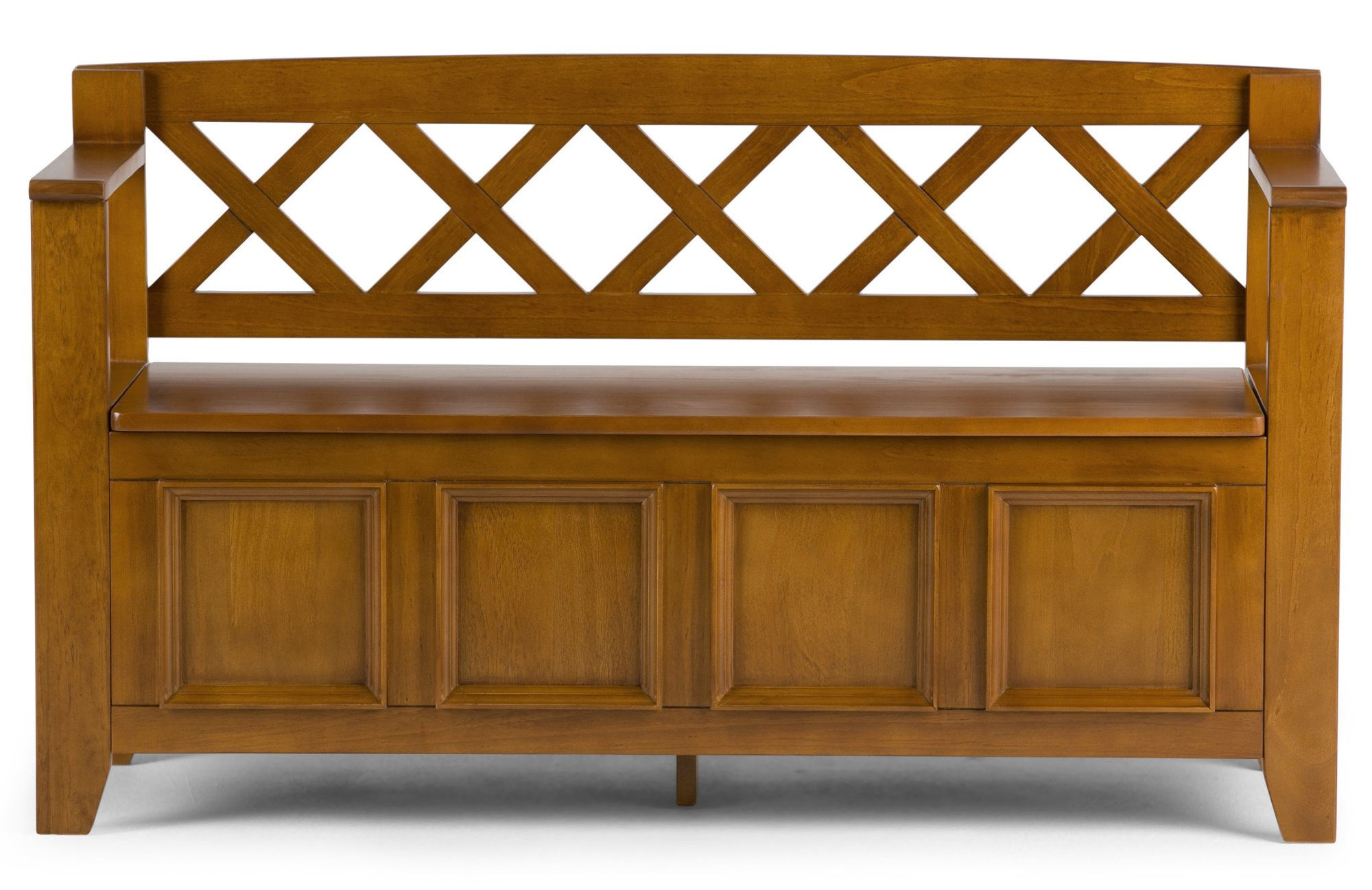 Amherst Storage Bench