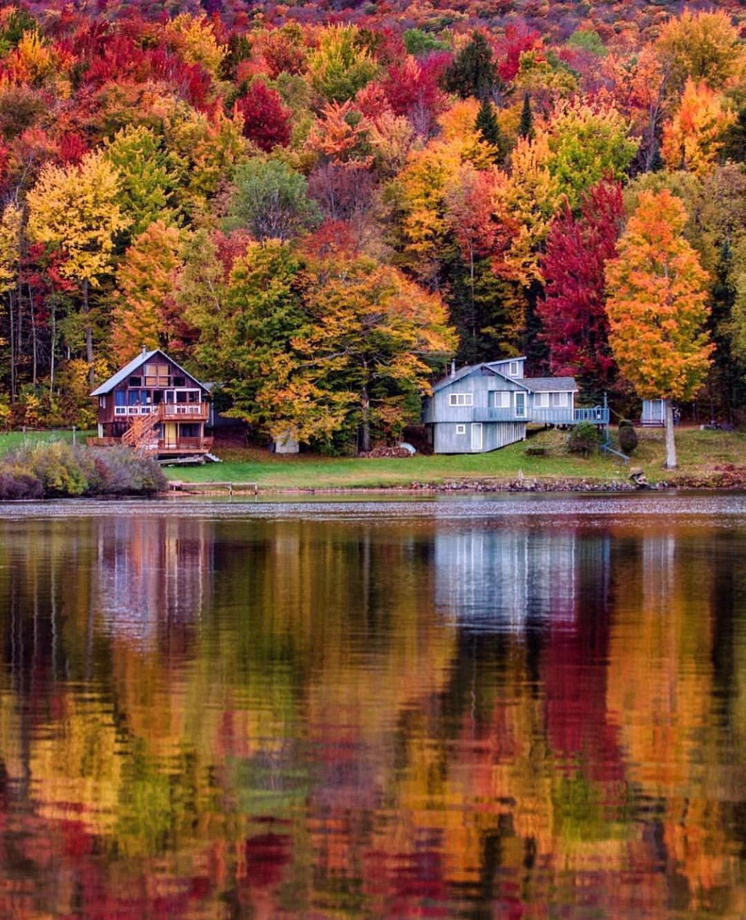 Places To Visit In The Fall In Usa: �Beautiful Places / Photography