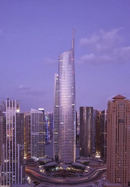 Almas Tower, Dubai, UAE