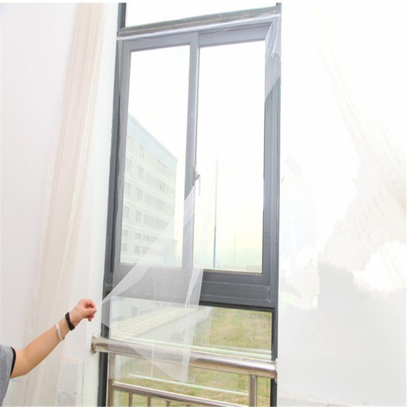 Diy insect fly bug mosquito door window net mesh screen