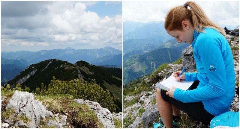Klettersteig Ybbstaler Alpen : Gamssteinrunde palfau ybbstaler alpen ich bin dann mal weg