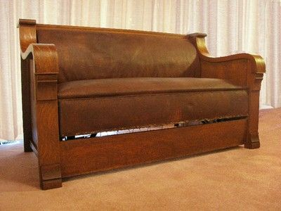 antique kroehler duofold sofa bed circa 1915 254217773 1910s rh pinterest com antique couch bed antique kroehler sofa bed