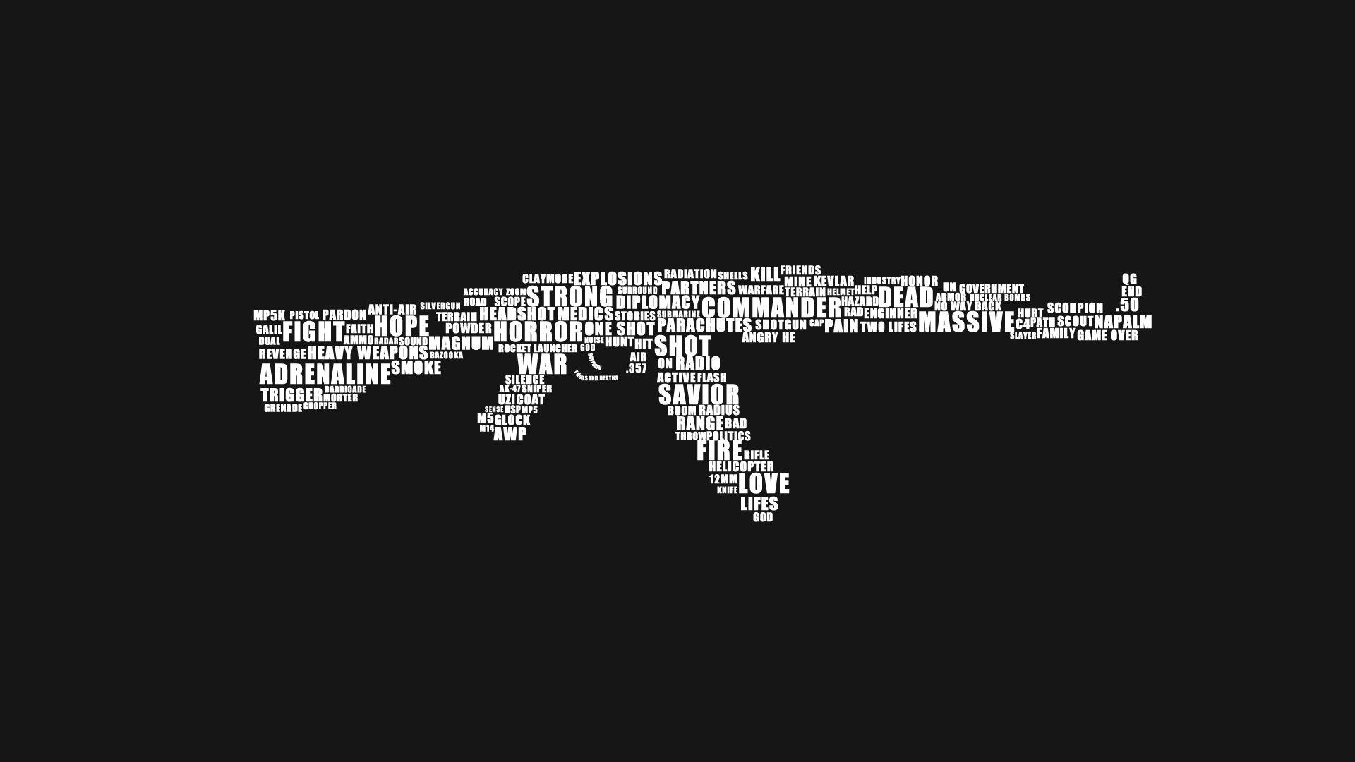 AK 47 Wallpaper By Blinkit Desktop