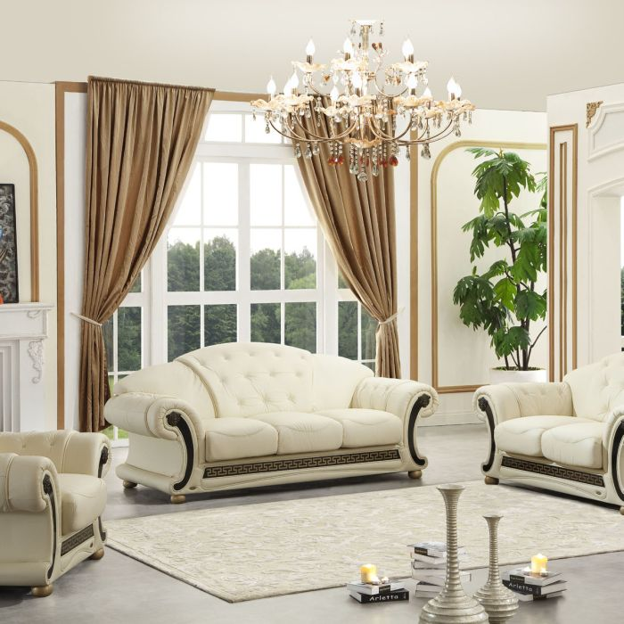 Versace Sofa 1800 00 Versace Sofa Full Leather Style Traditional