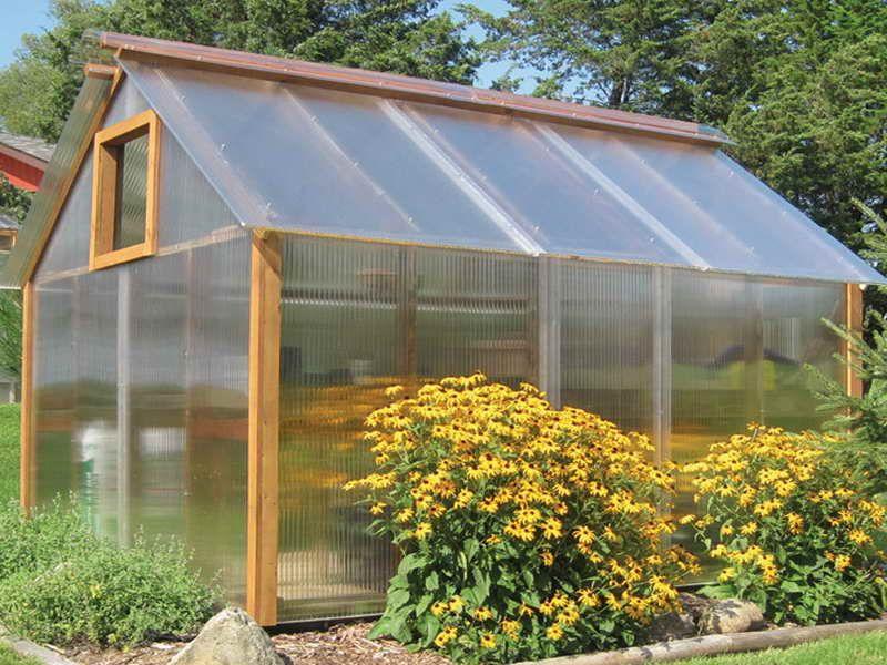 Fiberglass Roof Panels Ideas Design Greenhouse