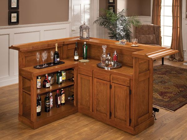 wood idea 31 hassle free home bar ideas | craft organisation