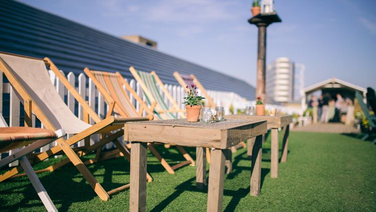 Dalston Roof Park London Rooftop Bar Rooftop Bar Best Rooftop Bars