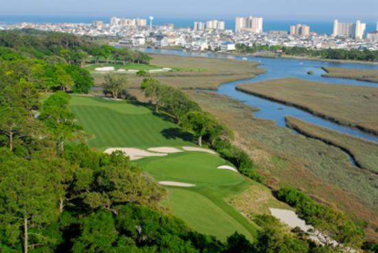 Tidewater Golf Club Golfing Myrtle Beach