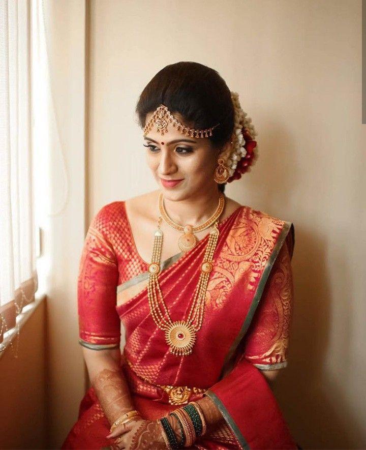 Wedding Hairstyle Kerala: Pin By Ammus On Kerala Wedding