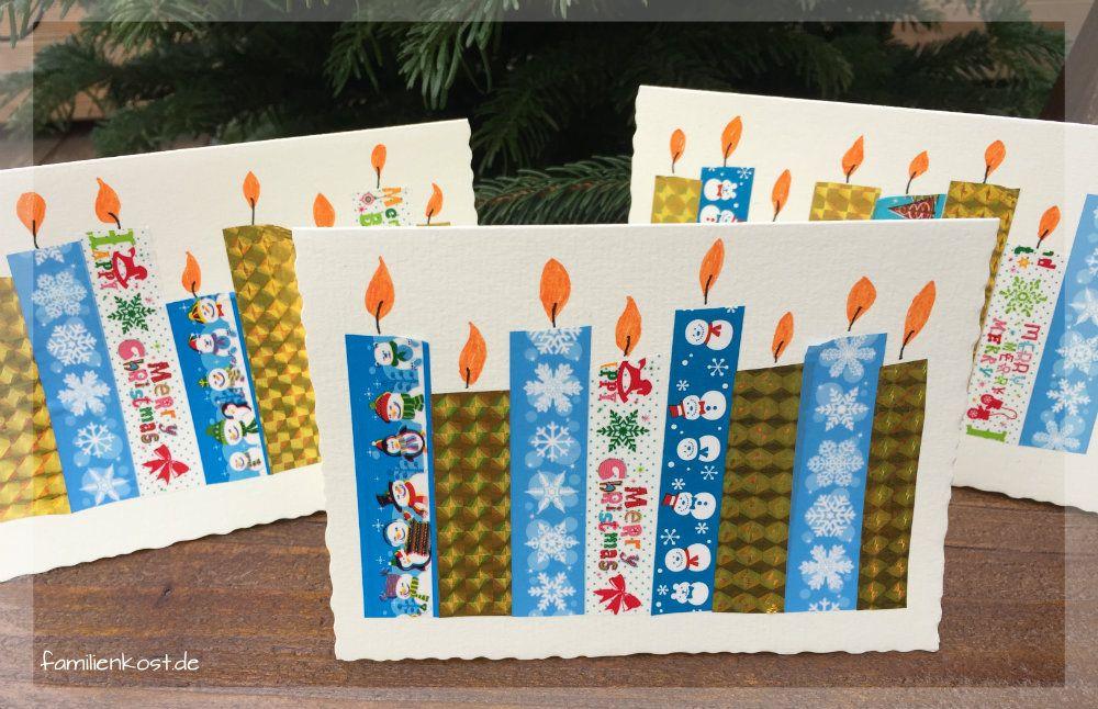 weihnachtskarten basteln karten weihnachtszeit basteln. Black Bedroom Furniture Sets. Home Design Ideas