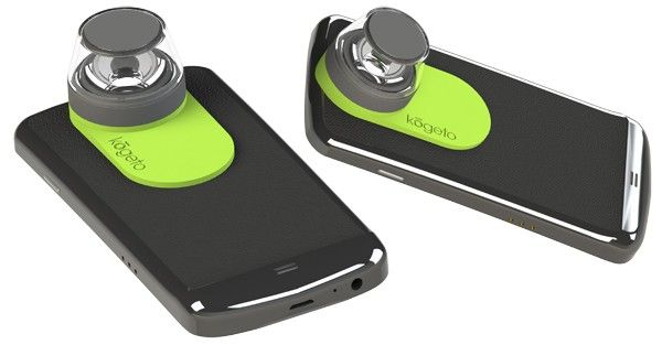 Cool 3D Panoramic Camera for iPhone (now also on Android)!