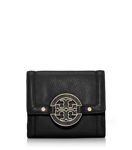 Amanda Double Snap Wallet | Womens Wallets & Wristlets