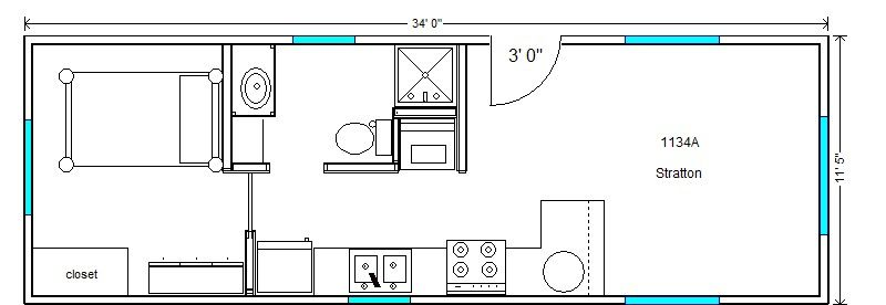 12 X 20 House Floor Plans Wire Scott Design Plans 5
