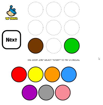 escuela infantil castillo de blanca cuntos colores puedes memorizar