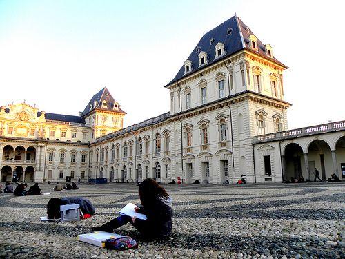 Lezione plein air al castello..... [EXPLORE -Nov 26, 2012 #383 -]