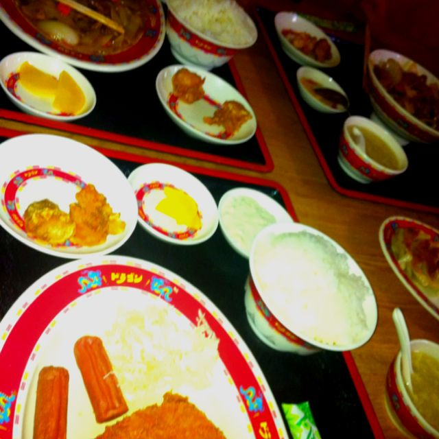 Dragon S Chinese Restaurant Okinawa Japan Lovvvved This Place Especially Their Steamed Dumplings Chinese Restaurant Dragon Noodles Okinawa