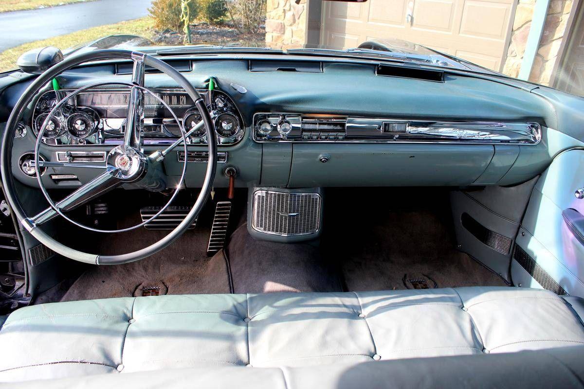 1958 Cadillac Eldorado Brougham - Absolutely stunning. That\'s the ...