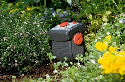 Water Controls - Automatic Watering System Irrigation
