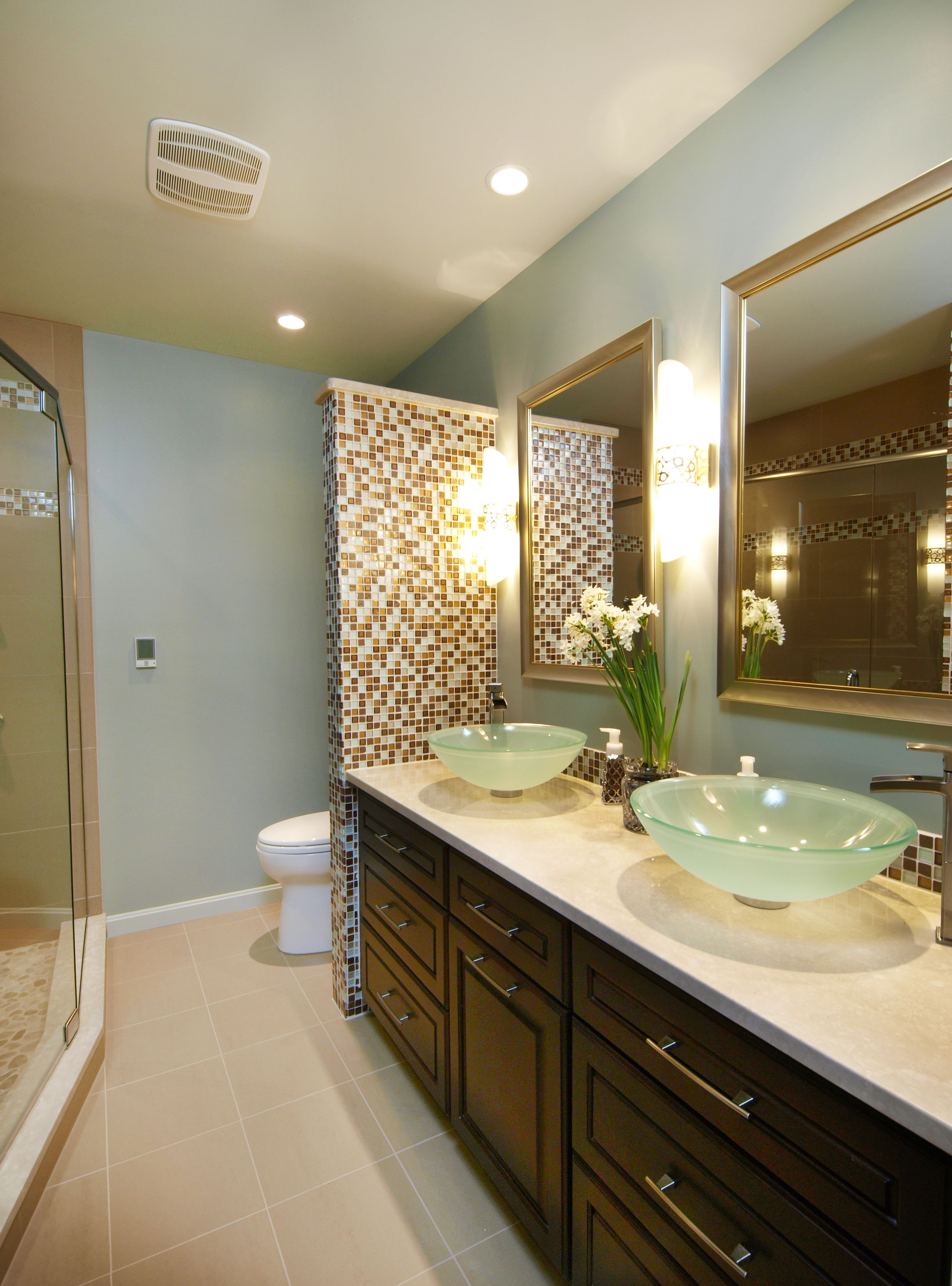 Towson Md Master Bath By Bel Air Construction Kitchen And Bath Remodeling Eclectic Bathroom Bathroom Design [ jpg ]
