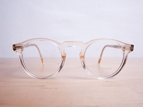 639af32fd188 Oliver Peoples - Gregory Peck Buff Eyeglasses