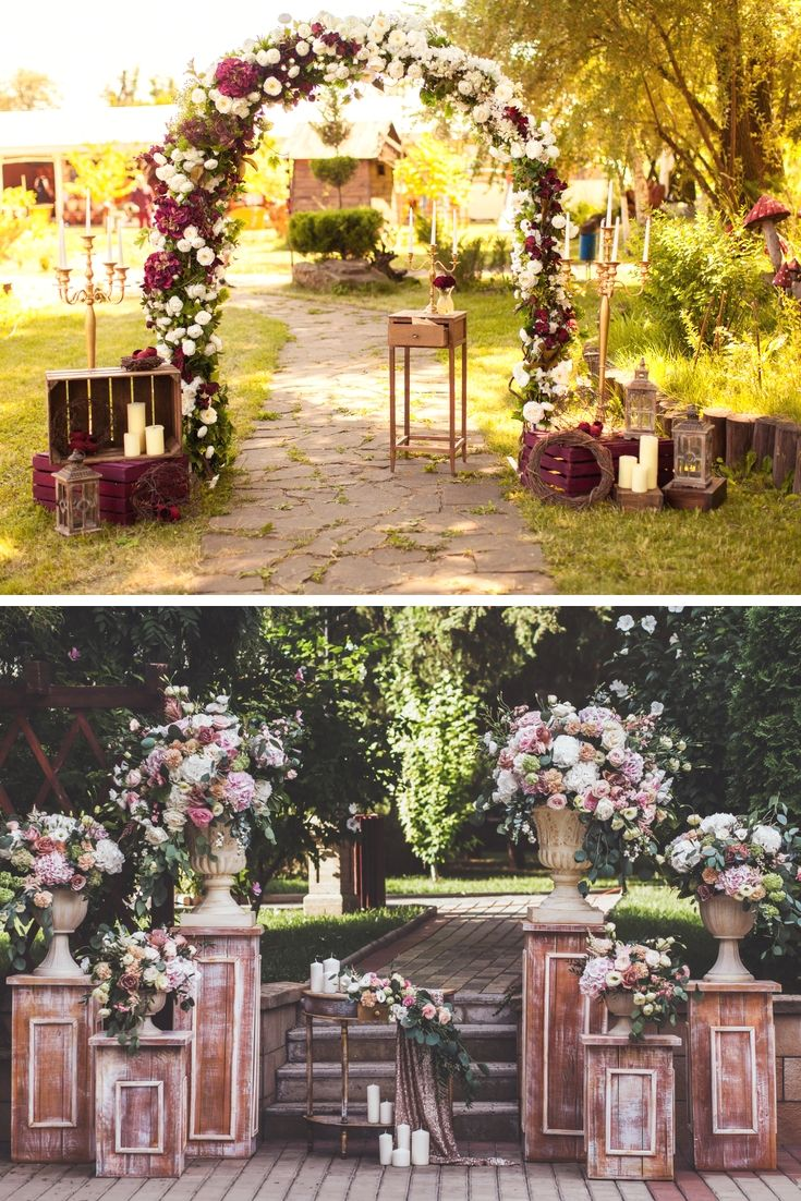 Dress Up Your Family Wedding Party Decoration By Using One Of These