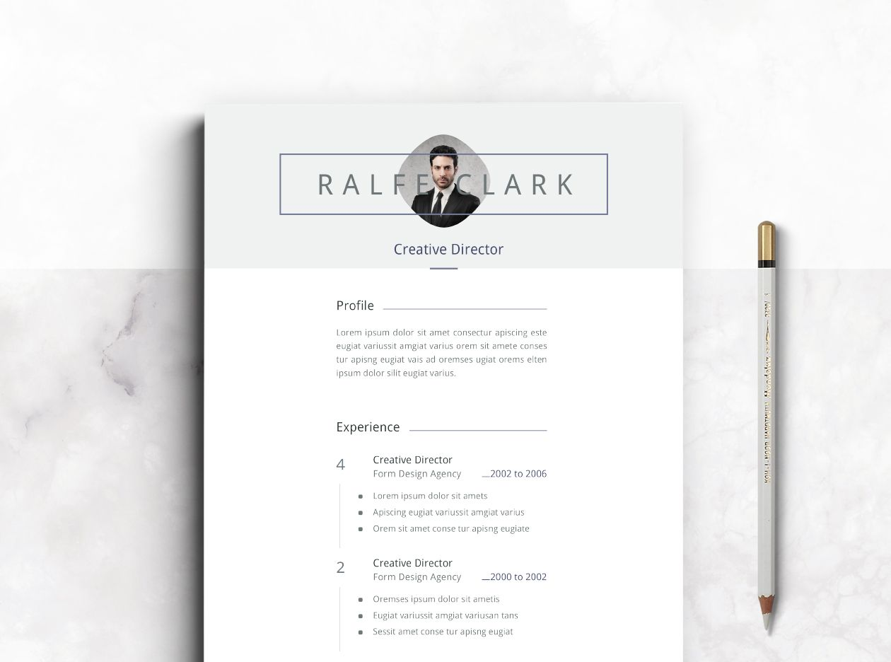 Free Resume Template  Gwgwer    Cv Resume Template