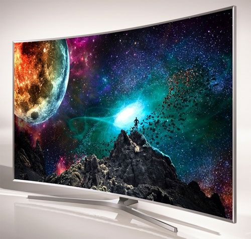 samsung ju9500 tv full led ultra hd incurv e quantum. Black Bedroom Furniture Sets. Home Design Ideas