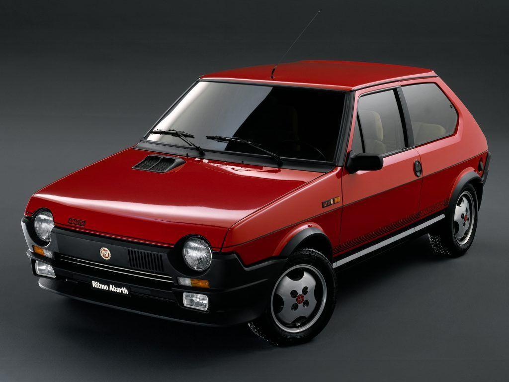 Fiat Strada Abarth 130tc Someday Classics Fiat Fiat Abarth Fiat Cars