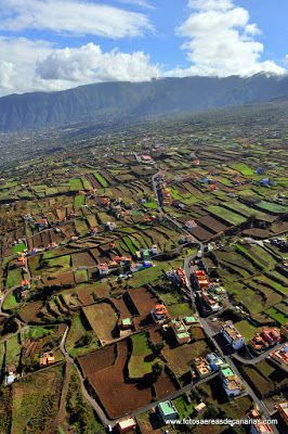 The Valle that holds a huge part of my life and my heart! LA OROTAVA - FOTOS AEREAS DE CANARIAS