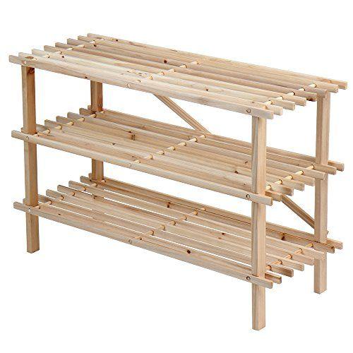 Schuhregal 3 Paar Fach 12 00 Wooden Shoe Storage Shoe Storage