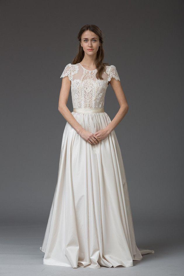 Enchanting Wedding Dresses from Kayta Katya Shehurina ...