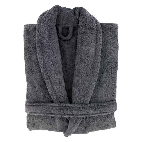 2dc068de0b Charcoal Bathrobes Muji
